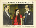 "Movie Posters:Drama, Her Love Story (Paramount, 1924). Lobby Cards (2) (11"" X 14"")....(Total: 2 Items)"