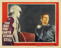 """Movie Posters:Science Fiction, The Day the Earth Stood Still (20th Century Fox, 1951). Lobby Card#7 (11"""" X 14"""")...."""