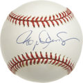 "Autographs:Baseballs, Roger Clemens Single Signed Baseball. Roger Clemens, known simply as ""The Rocket"" for his tremendous strength and velocity ..."