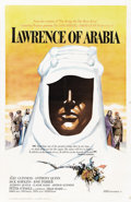 "Movie Posters:Academy Award Winner, Lawrence of Arabia (Columbia, 1962). One Sheet (27"" X 41"") StyleB...."