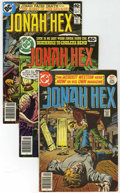 Bronze Age (1970-1979):Western, Jonah Hex Group Plus (DC, 1973-81) Condition: Average FN+.... (Total: 22 Comic Books)