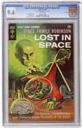 Silver Age (1956-1969):Science Fiction, Space Family Robinson #27 File Copy (Gold Key, 1968) CGC NM+ 9.6 White pages....