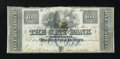 Obsoletes By State:Louisiana, New Orleans, LA- The City Bank $100 Mar. 30, 1841 G48c. ...