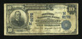 National Bank Notes:Missouri, Kansas City, MO - $10 1902 Date Back Fr. 618 The Security NB Ch. #(M)9172. ...