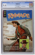 Silver Age (1956-1969):Western, Rawhide #2 File Copy (Gold Key, 1964) CGC NM 9.4 Off-white to whitepages....