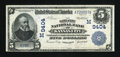 National Bank Notes:Missouri, Kansas City, MO - $5 1902 Date Back Fr. 592 The Gate City NB Ch. #(M)9404. ...