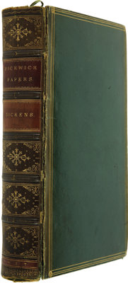 Charles Dickens. The Posthumous Papers of the Pickwick Club. With Forty-Three Illust