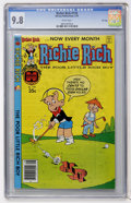 Bronze Age (1970-1979):Humor, Richie Rich #178 File Copy (Harvey, 1979) CGC NM/MT 9.8 Whitepages....