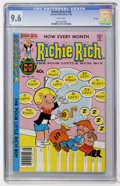 Modern Age (1980-Present):Humor, Richie Rich #190 File Copy (Harvey, 1980) CGC NM+ 9.6 Whitepages....