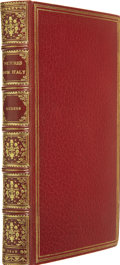 Books:First Editions, Charles Dickens. Pictures from Italy. The VignetteIllustrations on Wood by Samuel Palmer. London: Published for...