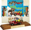"Movie/TV Memorabilia:Memorabilia, George Barris Beverly Hillbillies Model Kit Prototype. Inthe seventh season episode ""The Hot-Rod Truck"" of Th... (Total:1 Item)"