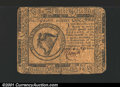 Colonial Notes:Continental Congress Issues, May 10, 1775, $8, Continental Congress Issue, CC-8, Fine, edge ...