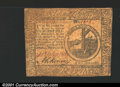Colonial Notes:Continental Congress Issues, July 22, 1776, $2, Continental Congress Issue, CC-39, Fine. A s...