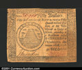 Colonial Notes:Continental Congress Issues, September 26, 1778, $50, Continental Congress Issue, CC-85, VF....