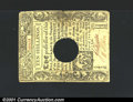Colonial Notes:Connecticut, July 1, 1780, 10s, Connecticut, CT-238, VF, hole punch cancelle...