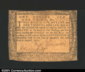 Colonial Notes:Maryland, August 14, 1776, $1 1/3, Maryland, MD-97, VF-XF....