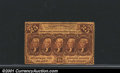 Fractional Currency:First Issue, First Issue 25c, Fr-1280, Fine-VF....