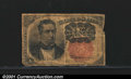 Fractional Currency:Fifth Issue, Fifth Issue 10c, Fr-1265, VG....