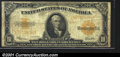 Large Size Gold Certificates:Large Size, 1922 $10 Gold Certificate, Fr-1173, VG....