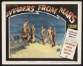 """Movie Posters:Science Fiction, Invaders From Mars (20th Century Fox, 1953). Lobby Card (11"""" X 14""""). Science Fiction. Starring Helena Carter, Arthur Franz a..."""