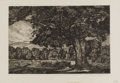 Prints:American, GROUP OF FOURTEEN PRINTS. Including works by SAM THAL (American1903-1964); ASA CHEFFETZ (American 1897-1965); MEL...
