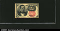 Fractional Currency:Fifth Issue, Fifth Issue 10c, Fr-1265, Choice AU....