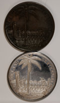 Expositions and Fairs, Pair of 1940 New Zealand Centennial Tokens.... (Total: 2 tokens)