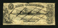 Obsoletes By State:Louisiana, New Orleans, LA- Bank of Commerce $5 Feb. 21, 1862 G10b. ...