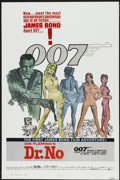 "Movie Posters:James Bond, Dr. No (United Artists, R-1980). One Sheet (27"" X 41""). JamesBond...."