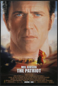 "Movie Posters:War, The Patriot (Sony, 2000). One Sheets (2) (27"" X 40"") DS. War....(Total: 2 Items)"
