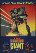 "Movie Posters:Animated, The Iron Giant (Warner Brothers, 1999). One Sheet (27"" X 40""). Animated...."