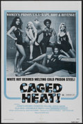 "Movie Posters:Bad Girl, Caged Heat (New World, 1974). One Sheet (27"" X 41""). Bad Girl...."