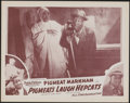 "Movie Posters:Black Films, Pigmeat's Laugh Hepcats (Toddy Pictures, 1947). Lobby Card (11"" X14""). Black Films...."