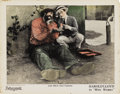 "Movie Posters:Comedy, Why Worry? (Pathé, 1923). Lobby Card (11"" X 14"")...."
