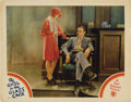 """Movie Posters:Drama, The Girl in the Glass Cage (First National, 1929). Lobby Cards (4)(11"""" X 14"""").... (Total: 4 Items)"""