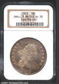 Early Dollars: , 1803 S$1