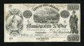 Obsoletes By State:Louisiana, New Orleans, LA- City of New Orleans Municipality No. One $200 Oct. 30, 1837. ...