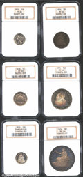 Early Proof Sets: , GOLD COMMENS