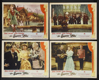 "The Emperor Waltz (Paramount, 1948). Lobby Cards (4) (11"" X 14""). Musical Comedy. Starring Bing Crosby, Joan F..."