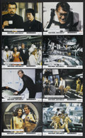 "Movie Posters:James Bond, Moonraker (United Artists, 1979). British Still Set of 8 (8"" X10""). James Bond Adventure. Directed by Lewis Gilbert. Starri...(Total: 8 Items)"