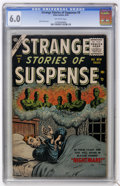 Silver Age (1956-1969):Horror, Strange Stories of Suspense #9 (Atlas, 1956) CGC FN 6.0 Off-whitepages....