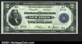 Large Size:Federal Reserve Bank Notes, Fr. 750 $2 1918 CGA Choice Uncirculated 64. This New York B...
