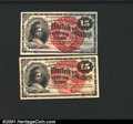 Fractional Currency:Fourth Issue, Fr. 1267 and 1269. Fr. 1267 15¢ Fourth Issue Superb Gem...