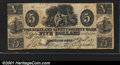 Obsoletes By State:Ohio, Kirtland, OH - The Kirtland Safety Society Bank$5.00 Ma...