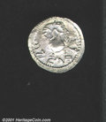 Ancients:Judaea, Bar Kochba Revolt. AR denarius attributed to Year 3...