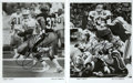 """Autographs:Photos, Emmitt Smith Signed Photographs Lot of 2. The top rusher in theNFL's history is shown in each of these game-action 8x10"""" p..."""
