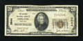 National Bank Notes:Kentucky, Ashland, KY - $20 1929 Ty. 1 The Second NB Ch. # 3944. ...