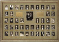 Movie/TV Memorabilia:Photos, Milton Berle CENSORED Club Lifetime Achievement Award Photo Display. A large display from the walls of the Beverly Hills CEN... (Total: 1 Item)