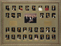 Movie/TV Memorabilia:Photos, Danny Thomas CENSORED Club Lifetime Achievement Award PhotoDisplay. A large display from the walls of the Beverly Hills CEN...(Total: 1 Item)