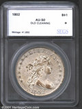 Additional Certified Coins: , 1802 S$1 Wide Date